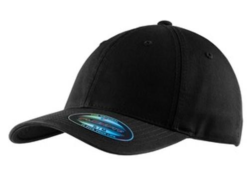 Port Authority Flexfit Garment-Washed Cap (01985-25); Primary; Decoration Type:
