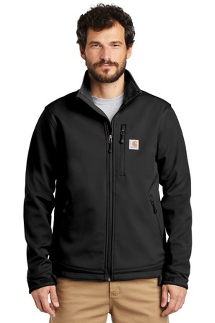 Carhartt Crowley Soft Shell Jacket (01806-25); Primary; Decoration Type: