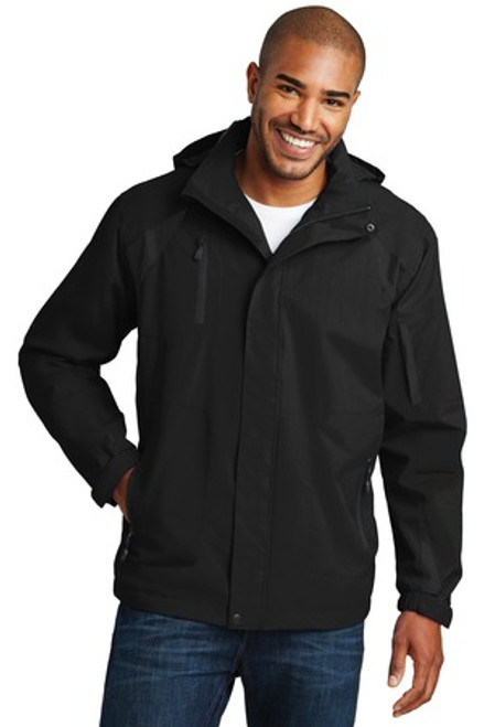 Port Authority All-Season Ii Jacket (00279-25); Primary; Decoration Type: