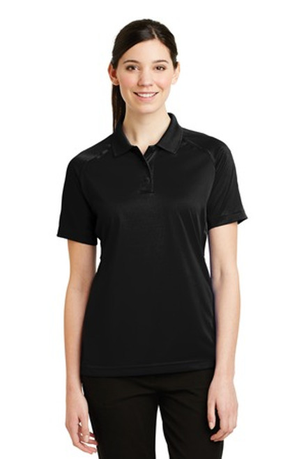 Cornerstone - Ladies Select Snag-Proof Tactical Polo (00085-25); Primary; Decoration Type: