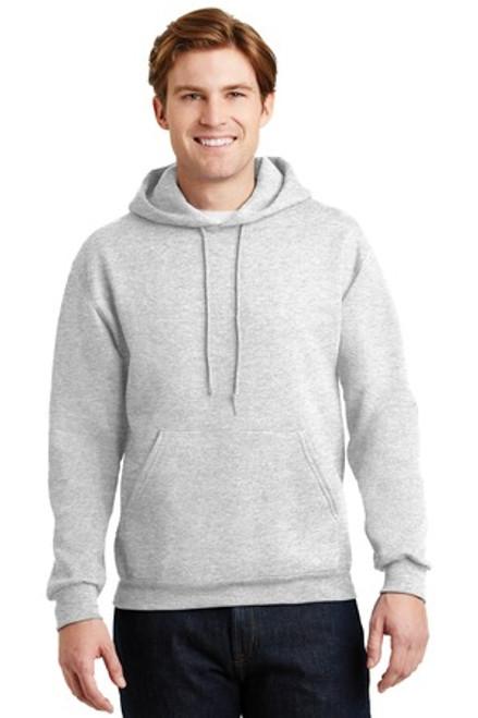 Jerzees Super Sweats Nublend - Pullover Hooded Sweatshirt (01279-25); Primary; Decoration Type: