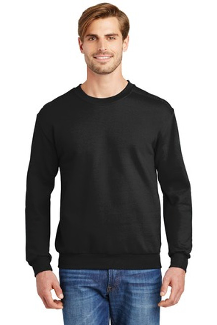 Anvil Crewneck Sweatshirt (02221-25); Primary; Decoration Type: