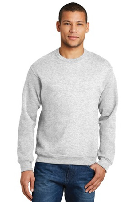 Jerzees - Nublend Crewneck Sweatshirt (00340-25); Primary; Decoration Type: