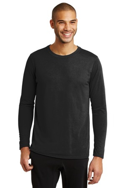 Gildan Performance Long Sleeve T-Shirt (01437-25); Primary; Decoration Type: