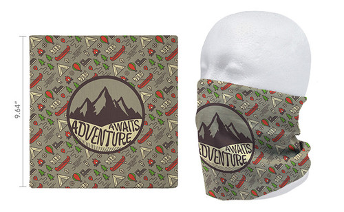 Custom Brandito Multi-Functional Headwear
