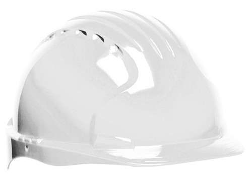 Evolution™ Deluxe 6131 Hard Hat (00416-11); Decorated; Decoration Type: