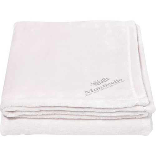 Oversized Mink Touch Blanket (00558-11); Decorated; Decoration Type: