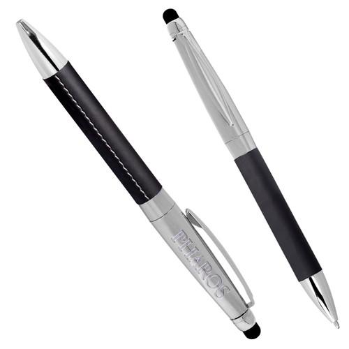 Tuscany™ Executive Stylus Pen (02085-19); Primary; Decoration Type: