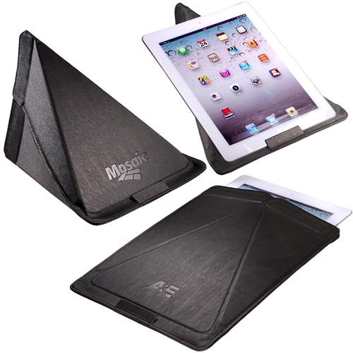 Slim-Wave® Ipad®/Tablet Sleeve/Stand (02124-19); Primary; Decoration Type: