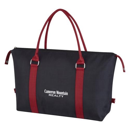 Rockway Duffel Bag (01863-00); Primary; Decoration Type: Silk-Screen