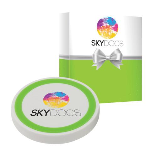 Boreus Wireless Charging Pad & Packaging (01429-17); DecoratedHigh; Decoration Type:
