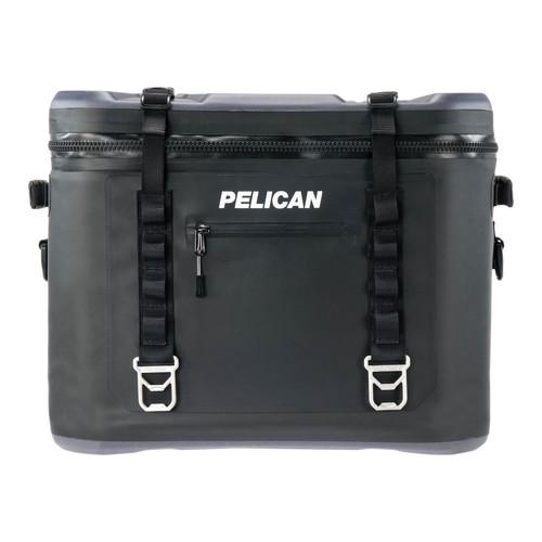 Pelican™  Soft-Sc48-Blk Cooler (01763-17); BlankHigh; Decoration Type: