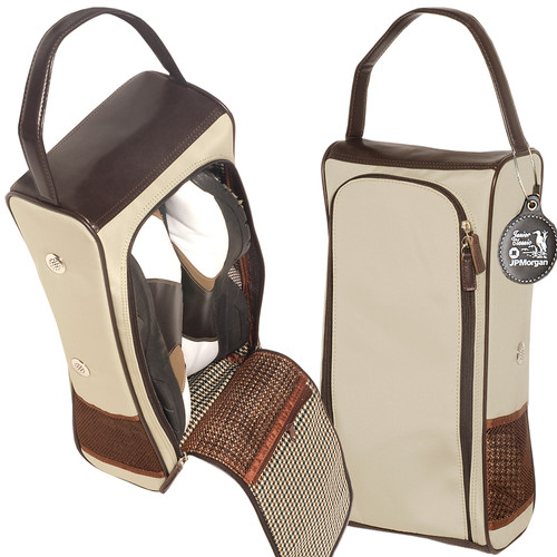 Woodbury Golf Shoe Carrying Case (01147-19); Primary; Decoration Type: