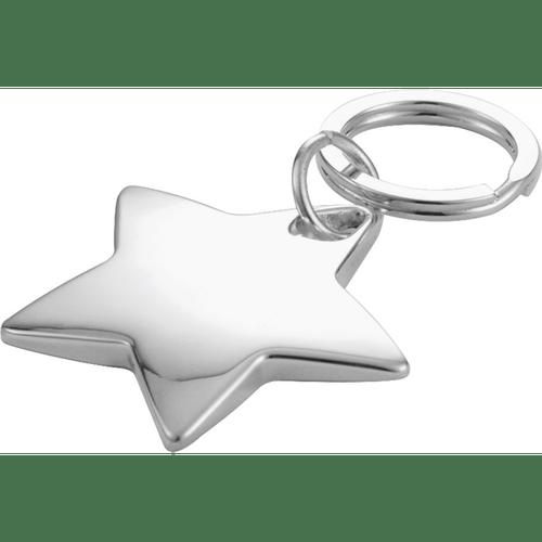 Star-Shaped Key Ring (00082-01)