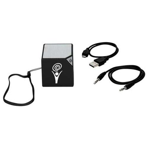 Sonic Bluetooth Speaker W/ Built-In Mic (00163-01)