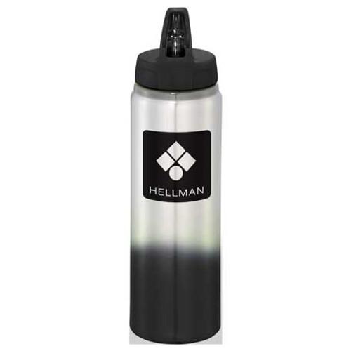 Gradient 25Oz Aluminum Sports Bottle (00253-01)