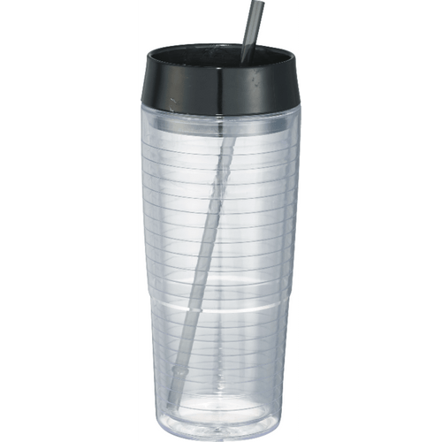 Hot &Amp; Cold Swirl Double-Wall Tumbler 20Oz (00852-01)