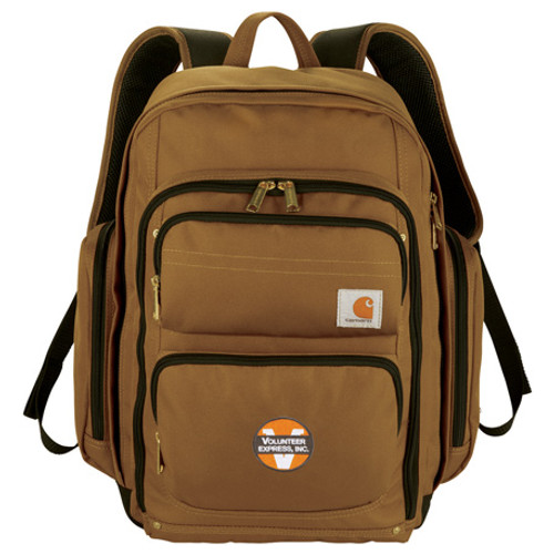 "Carhartt Signature Deluxe 17"" Computer Backpack (00974-01)"