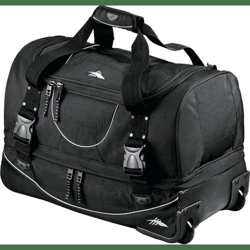 High Sierra® 22&Quot; Carry-On Rolling Duffel Bag (01510-01)
