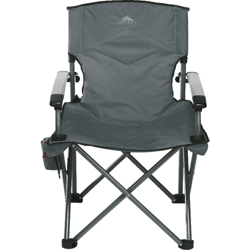 High Sierra® Deluxe Camping Chair (300Lb Capacity) (01521-01)