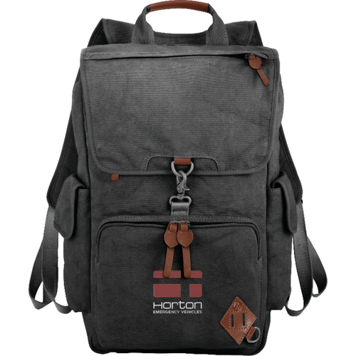 Alternative® Deluxe 17&Quot; Cotton Computer Backpack (01613-01)