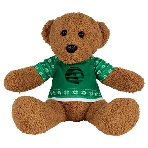 "8"" Ugly Sweater Rag Bear (02087-01)"