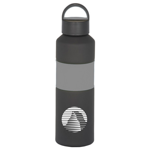 Gripper 25Oz Aluminum Sports Bottle (02104-01)