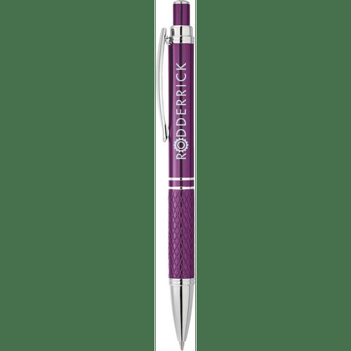 Jewel Metal Ballpoint Pen (02347-01)