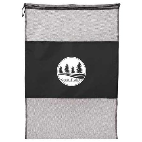 Mesh Laundry Cinch Bag (02355-01)