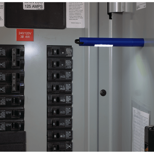 Bottle Opener Cob Led Magnetic Flashlight (02437-01)
