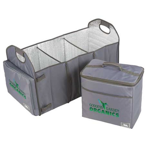 Arctic Zone® Trunk Organizer With 40 Can Cooler (02523-01)