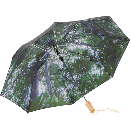 46&Quot; Forest Auto Open Folding Umbrella (02666-01)