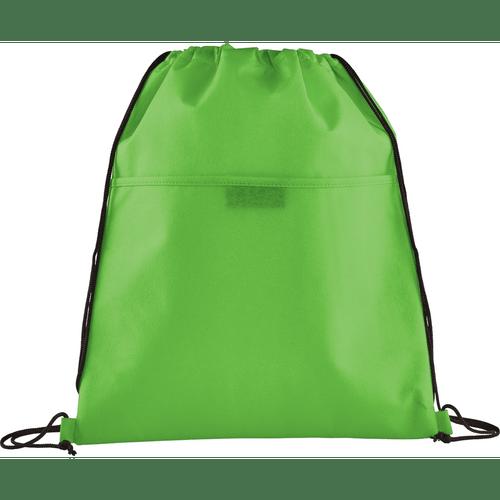 Insulated Non-Woven Drawstring Bag (02766-01)