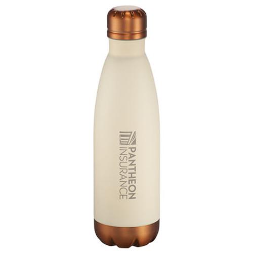Cutter & Buck® Bainbridge Copper Vac Bottle 17Oz (03008-01)