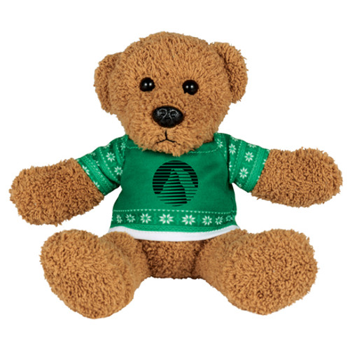 "6"" Ugly Sweater Rag Bear (03076-01)"