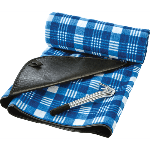 Picnic Blanket With Removable Stakes (03142-01)