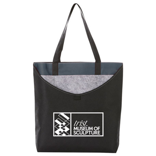 Layer Pocket Non-Woven Convention Tote (03265-01)