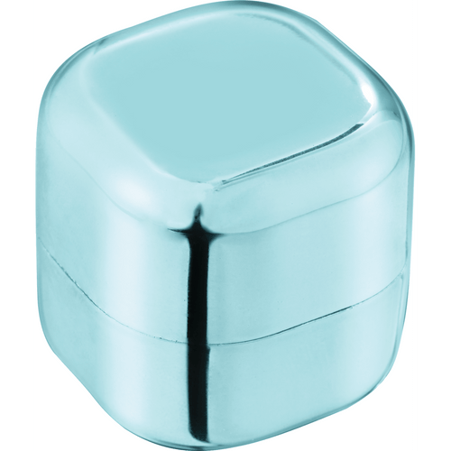 Metallic Wax-Free Non-Spf Lip Balm Cube (03511-01)