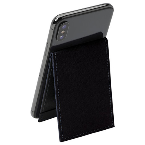 Premium Rfid Phone Wallet With Stand (03836-01)