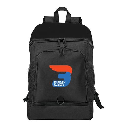 Top Open 15&Quot; Computer Backpack (03841-01)