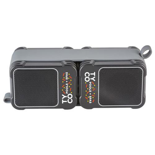 Bond Outdoor Waterproof Pairing Speakers (03859-01)