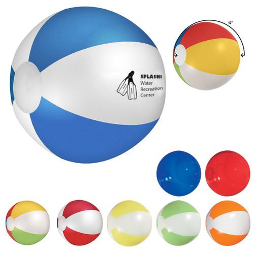 "12"" Beach Ball (00433-00); Primary; Decoration Type:"