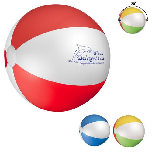 "20"" Beach Ball (00435-00); Primary; Decoration Type:"