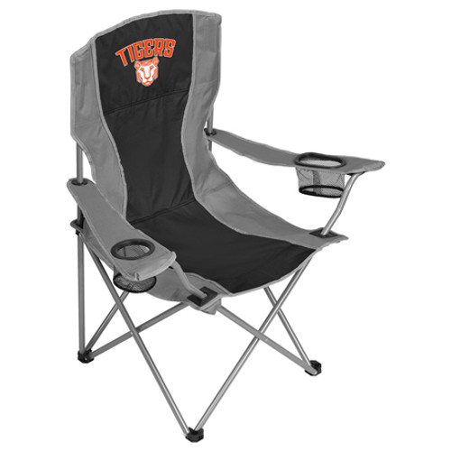 Game Day Two Tone Stripe Chair (300Lb Capacity) (04182-01)