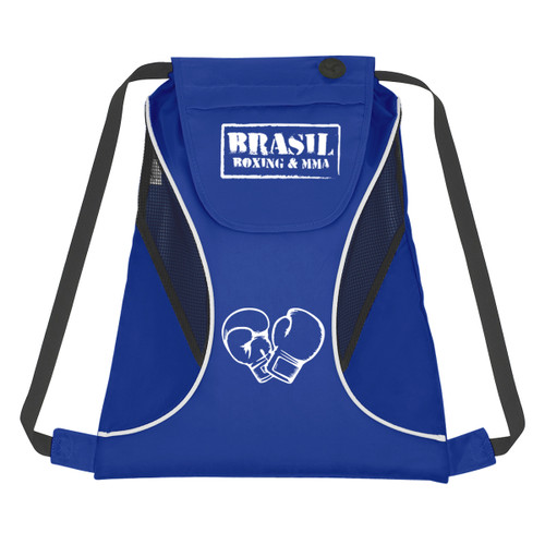 Sports Pack With Mesh Sides (00616-00); Primary; Decoration Type: Silk-Screen