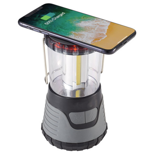 High Sierra® Scorpion Wireless Power Bank Lantern (04293-01)