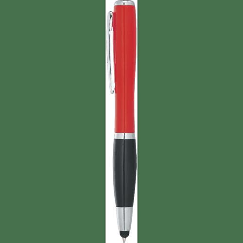 Nash Gloss Ballpoint Pen-Stylus W/ Light (04576-01)
