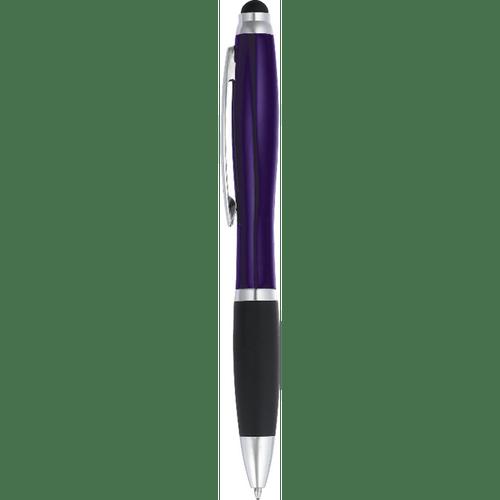 Mandarin Metal Ballpoint Pen-Stylus (04578-01)