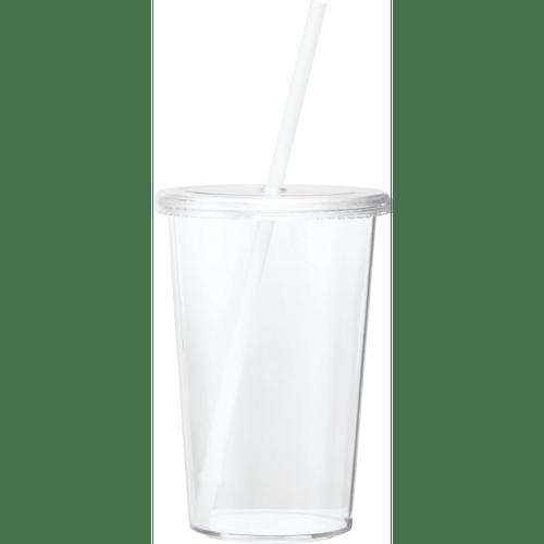 Sizzle 16Oz Tumbler With Straw (04602-01)