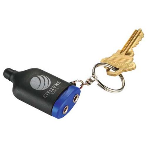 2-In-1 Music Splitter Keychain/Stylus (04700-01)